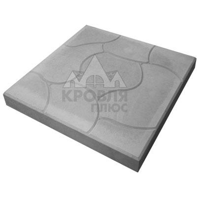 Плитка тротуарная бетонная Облако
