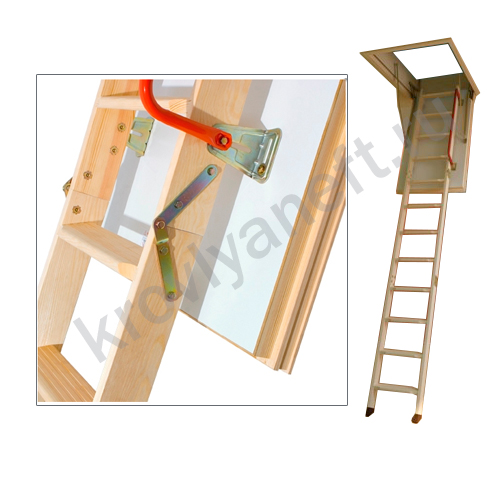 Термоизоляционная лестница  LTK