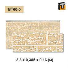 Фасадная панель Термопан BT60-5