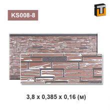 Фасадная панель Термопан KS008-8