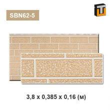 Фасадная панель Термопан SBN62-5