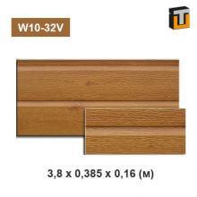 Фасадная панель Термопан W10-32V