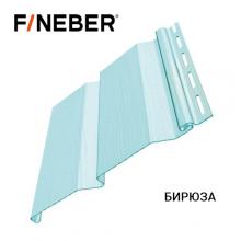 Сайдинг FineBer Д4 Бирюза (0,205х3,66м) 16шт/у
