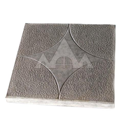 Плитка бетонная тротуарная Звезда