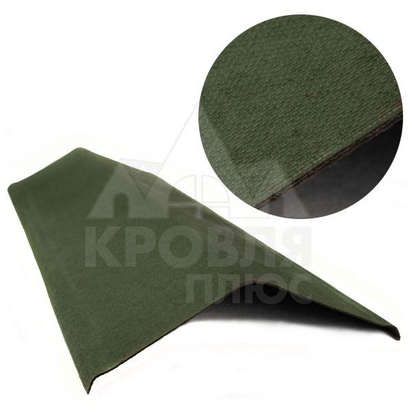 Щипцовый профиль Ондулин зеленый