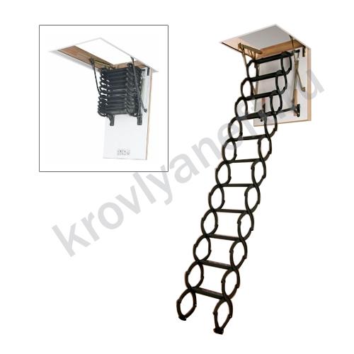 Лестница металлическая термоизоляционная LST