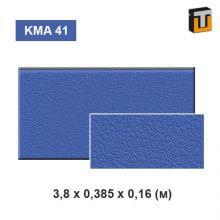Фасадная панель Термопан Моноколор КМА 41