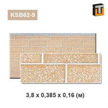 Фасадная панель Термопан KSB62-9