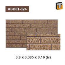 Фасадная панель Термопан KSB81-824