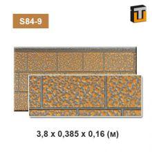Фасадная панель Термопан S84-9