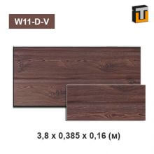 Фасадная панель Термопан W11-D-V