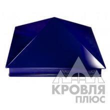 Оголовок 400х400 RAL 5002 (Синий ультрамарин)