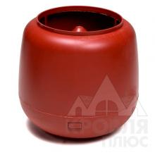 Колпак для трубы VILPE Ø110 красный