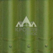 Ондулин СМАРТ зеленый (1,95 х 0,95 м)
