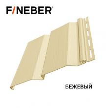 Сайдинг FineBer Д4 Бежевый (0,205х3,66м) 16шт/у