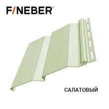 Сайдинг FineBer Д4 Салатовый (0,205 х 3,66 м) 16 шт/у