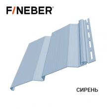 Сайдинг FineBer Д4 Сирень (0,205 х 3,66 м) 16 шт/у