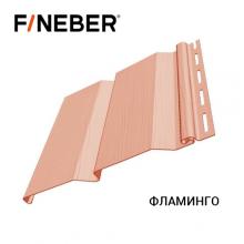 Сайдинг FineBer Д4 Фламинго (0,205 х 3,66 м) 16 шт/у