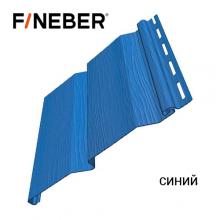Сайдинг FineBer Plus Синий (0,205 х 3,66 м) 16 шт./уп.