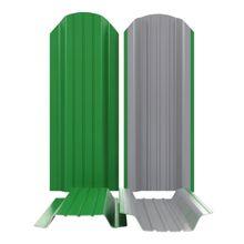 Штакетник металлический широкий 11,5 см