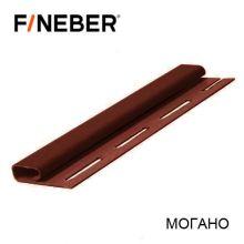 Финишная планка FineBer Plus Могано 3,66 м (уп. 42 шт.)
