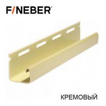 J-Профиль FineBer Кремовый 3,05 м