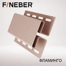 Н-профиль соединительная планка FineBer Фламинго 3,05 м