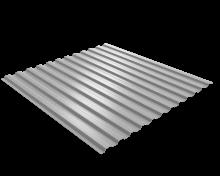 НС-10 оцинкованный 0,45 мм
