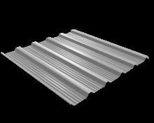Профнастил НС-21 оцинкованный 0,45 мм